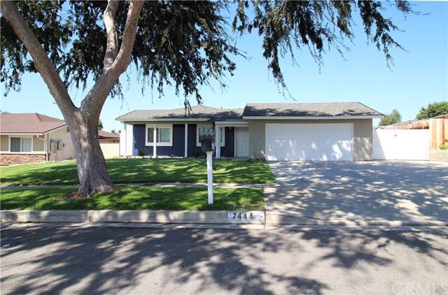 7444 Pasito Avenue, Rancho Cucamonga, CA 91730 (#CV19203523) :: The Laffins Real Estate Team