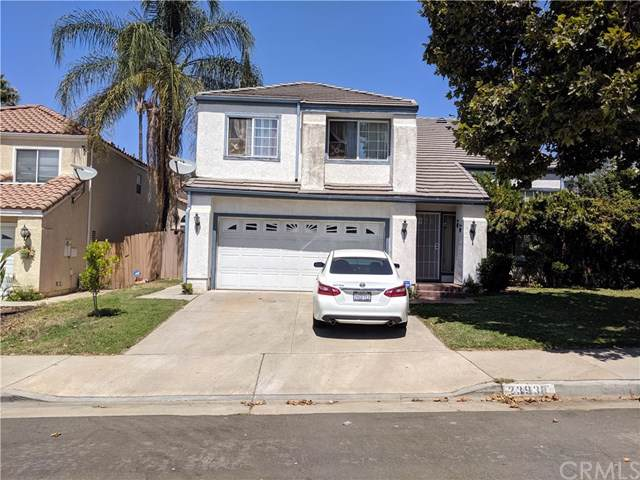 23938 Lone Pine Drive, Moreno Valley, CA 92557 (#IV19203531) :: The Laffins Real Estate Team