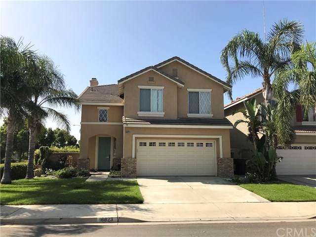 16823 Colonial Drive, Fontana, CA 92336 (#EV19203535) :: The Laffins Real Estate Team