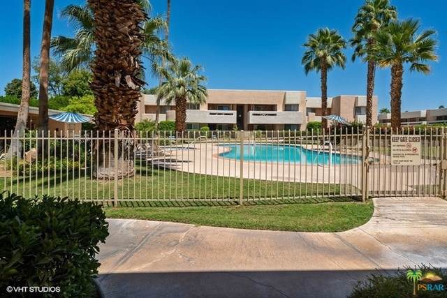 1268 E Ramon Road #11, Palm Springs, CA 92264 (#19501684PS) :: The Laffins Real Estate Team