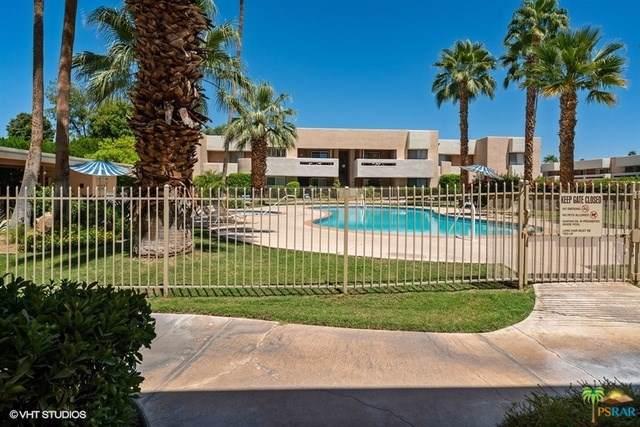 1268 E Ramon Road #11, Palm Springs, CA 92264 (#19501684PS) :: McLain Properties