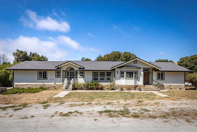 2550 Pescadero Creek Road, Outside Area (Inside Ca), CA 94060 (#ML81765973) :: Cal American Realty