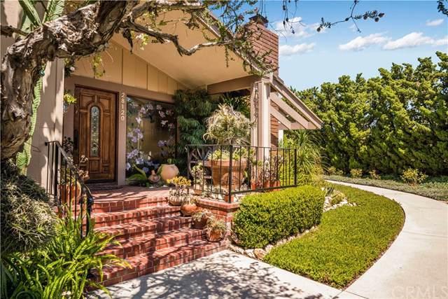 28120 Ridgeforest Court, Rancho Palos Verdes, CA 90275 (#PV19203568) :: RE/MAX Empire Properties