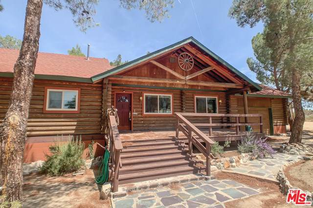 11487 Oasis Road, Pinon Hills, CA 92372 (#19502028) :: Fred Sed Group