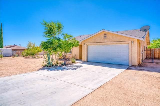 57821 Belmont Street, Yucca Valley, CA 92284 (#JT19201885) :: Allison James Estates and Homes