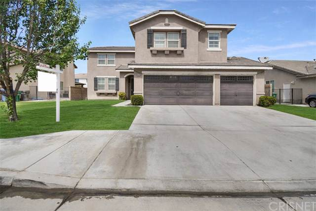 44219 46th Street W, Lancaster, CA 93536 (#SR19204185) :: Fred Sed Group