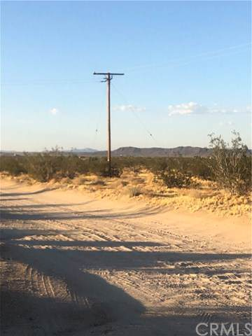 0 Mojave Ranch Road, Joshua Tree, CA 92252 (#JT19204049) :: The Laffins Real Estate Team