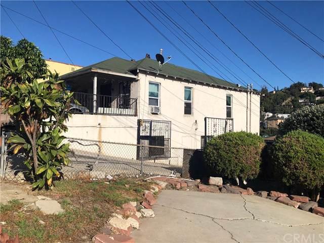 3714 Whiteside Street, Los Angeles (City), CA 90063 (#CV19204376) :: Heller The Home Seller