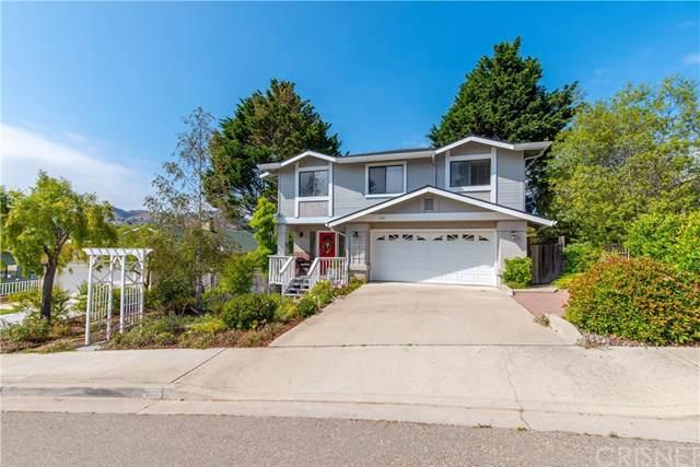 168 Valley View Drive, Pismo Beach, CA 93449 (#SR19204612) :: RE/MAX Masters