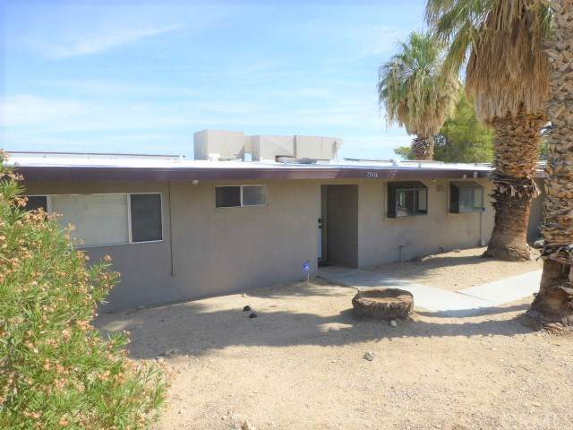 73414 Desert Trail Drive, 29 Palms, CA 92277 (#JT19204820) :: The Costantino Group | Cal American Homes and Realty