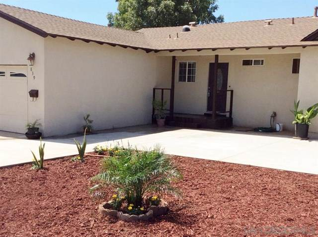 839 Camellia St, Escondido, CA 92027 (#190047727) :: Realty ONE Group Empire