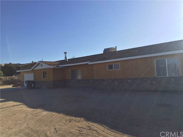 6750 Monte Vista Drive, 29 Palms, CA 92277 (#JT19205508) :: Sperry Residential Group