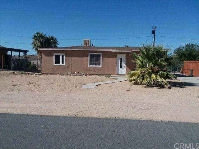 74056 Casita Drive #29, 29 Palms, CA 92277 (#JT19204837) :: The Costantino Group | Cal American Homes and Realty