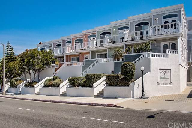 320 N Catalina Avenue #9, Redondo Beach, CA 90277 (#SB19194407) :: California Realty Experts
