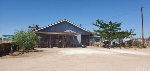 3634 El Dorado Avenue, Yucca Valley, CA 92284 (#PW19206112) :: Allison James Estates and Homes
