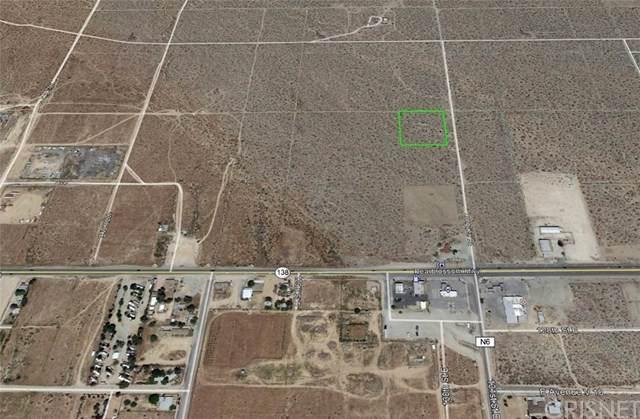1 Vac/Cor Longview Road Drt /Ave, Pearblossom, CA 93553 (#SR19207019) :: Z Team OC Real Estate