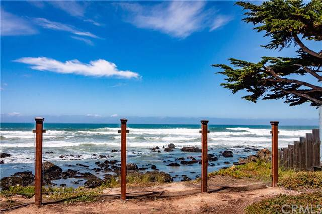 2141 Sherwood Drive, Cambria, CA 93428 (#SC19198551) :: Doherty Real Estate Group