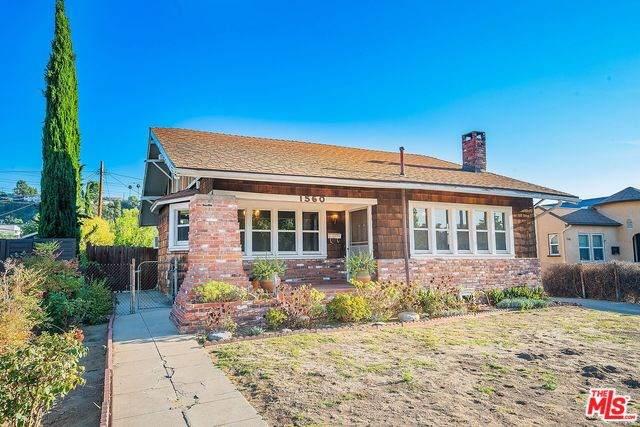 1560 Fair Park Avenue, Los Angeles (City), CA 90041 (#19504962) :: Allison James Estates and Homes