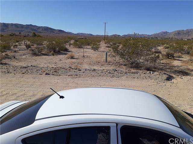 0 Sullivan Road, 29 Palms, CA 92277 (#EV19207463) :: The Costantino Group | Cal American Homes and Realty