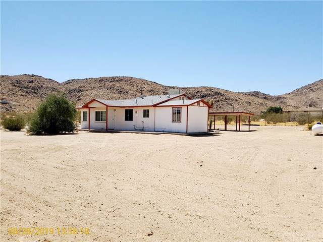 61824 Dennis Avenue, Joshua Tree, CA 92252 (#JT19207155) :: RE/MAX Empire Properties