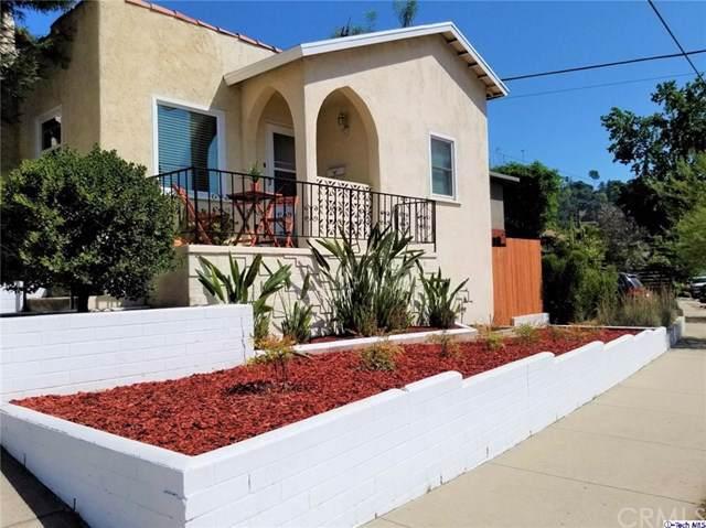 4850 Floristan Avenue, Eagle Rock, CA 90041 (#319003519) :: The Brad Korb Real Estate Group