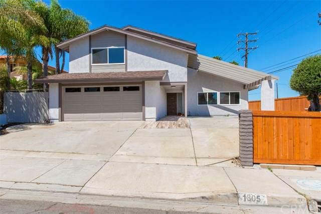 1805 Peninsula Verde Drive, Rancho Palos Verdes, CA 90275 (#SB19206537) :: RE/MAX Estate Properties