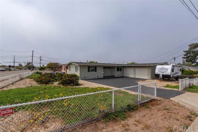 592--592 1/2 S 9th Street, Grover Beach, CA 93433 (#PI19207765) :: Fred Sed Group