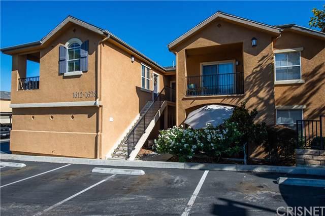 20000 Plum Canyon Road #1628, Saugus, CA 91350 (#SR19205745) :: Z Team OC Real Estate
