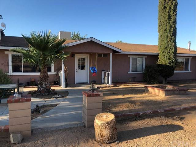 57828 Calle Way, Yucca Valley, CA 92284 (#JT19208468) :: RE/MAX Masters