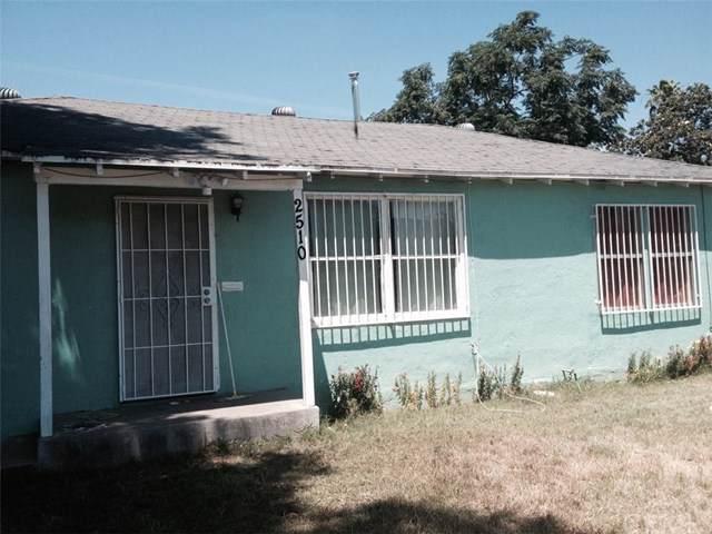 2510 S Kirk Street, Fresno, CA 93706 (#PW19208502) :: Heller The Home Seller
