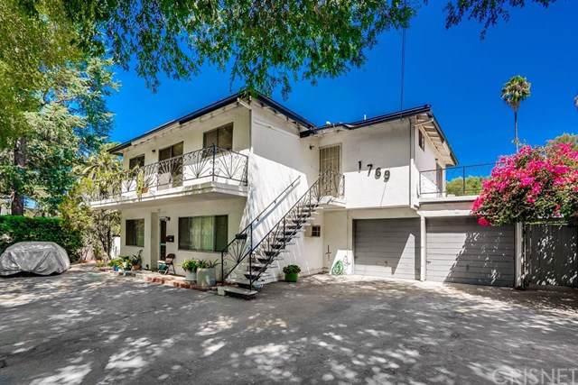 1767 Yosemite Drive, Eagle Rock, CA 90041 (#SR19206966) :: Allison James Estates and Homes