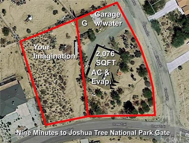 61786 Onaga, Joshua Tree, CA 92252 (#JT19208941) :: RE/MAX Masters