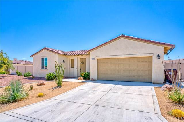 56219 Nez Perce, Yucca Valley, CA 92284 (#JT19208674) :: Allison James Estates and Homes