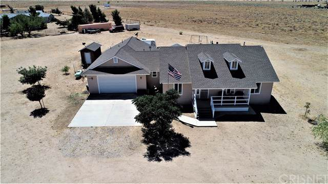 49755 Three Points Road, Neenach, CA 93536 (#SR19209166) :: Fred Sed Group