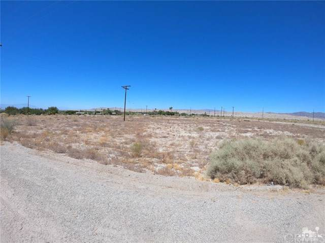Galley Drive, Mecca, CA 92254 (#219022329DA) :: Sperry Residential Group