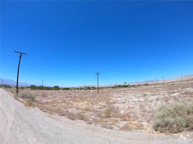 Barnacle Drive, Mecca, CA 92254 (#219022353DA) :: J1 Realty Group