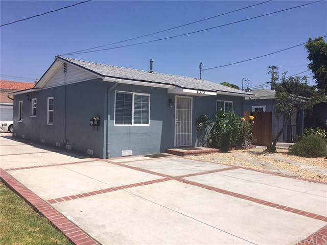 4313 W 153rd Street, Lawndale, CA 90260 (#SB19199707) :: Provident Real Estate