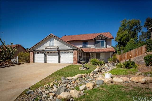 33307 Willow Tree Lane, Wildomar, CA 92595 (#SW19209778) :: Fred Sed Group