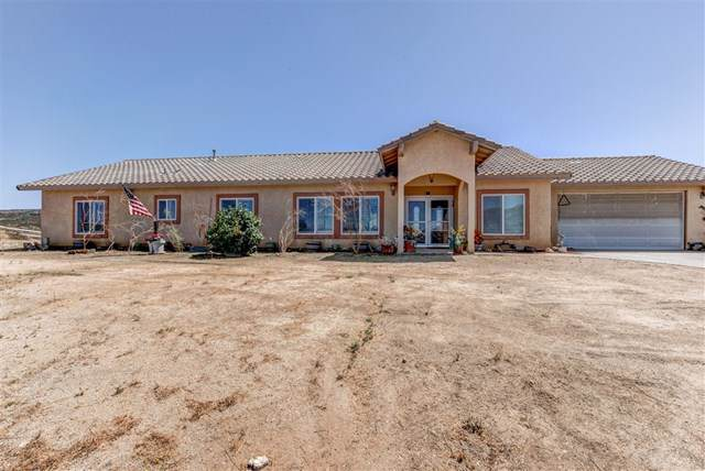 1263 Calle Loreto, Campo, CA 91906 (#190048821) :: J1 Realty Group