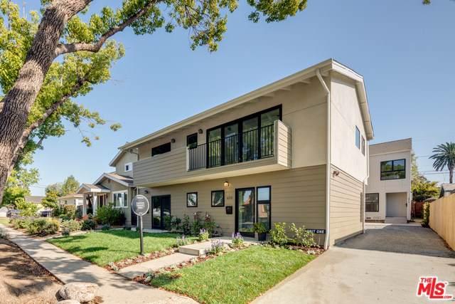 4214 La Salle Avenue, Culver City, CA 90232 (#19490942) :: J1 Realty Group