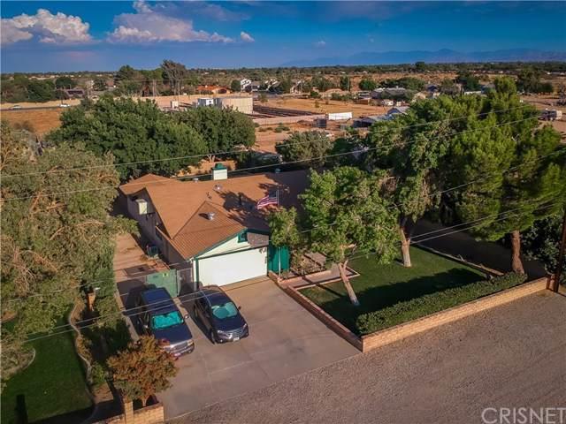 43338 41st Street W, Quartz Hill, CA 93536 (#SR19210030) :: Fred Sed Group