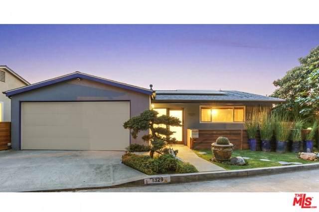 1329 Corona Drive, Glendale, CA 91205 (#19506300) :: The Brad Korb Real Estate Group
