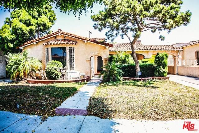 8204 S 2ND Avenue, Inglewood, CA 90305 (#19506394) :: RE/MAX Empire Properties