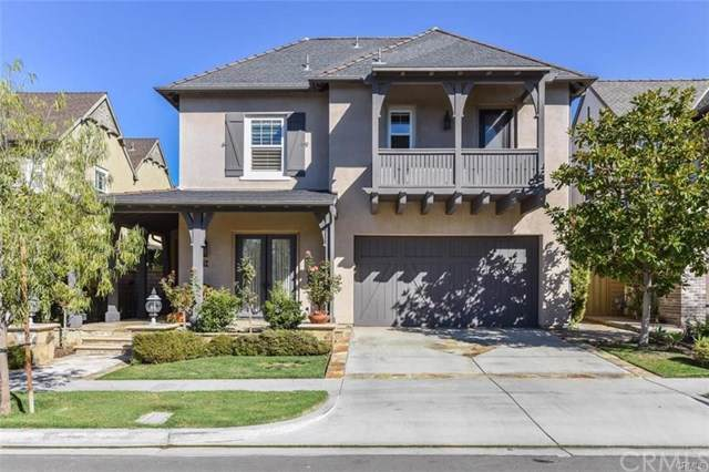 57 Stowe, Irvine, CA 92620 (#OC19210512) :: Fred Sed Group