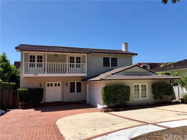 2309 Via Rivera, Palos Verdes Estates, CA 90274 (#RS19210594) :: Team Tami