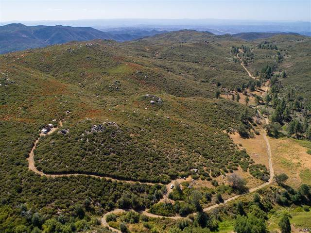 0 Thing Valley Rd, Mount Laguna, CA 91948 (#190048974) :: J1 Realty Group