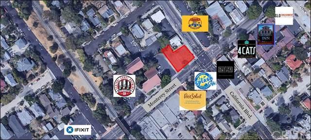 1480 Monterey Street, San Luis Obispo, CA 93401 (#SP19211005) :: RE/MAX Parkside Real Estate