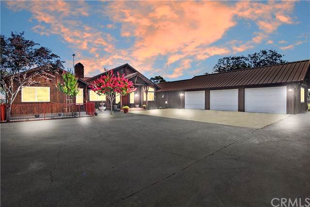 1125 Ladera Lane, Paso Robles, CA 93446 (#NS19209539) :: The Bashe Team