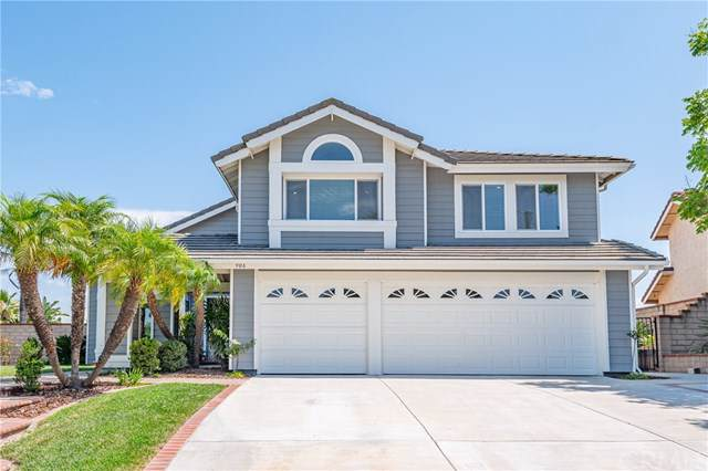906 Sunnyhill Place, Diamond Bar, CA 91765 (#TR19211190) :: Allison James Estates and Homes