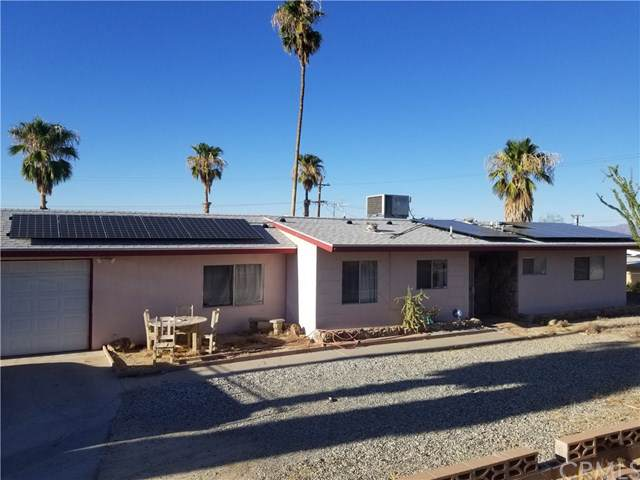 72994 Manana Drive, 29 Palms, CA 92277 (#JT19210720) :: The Costantino Group | Cal American Homes and Realty